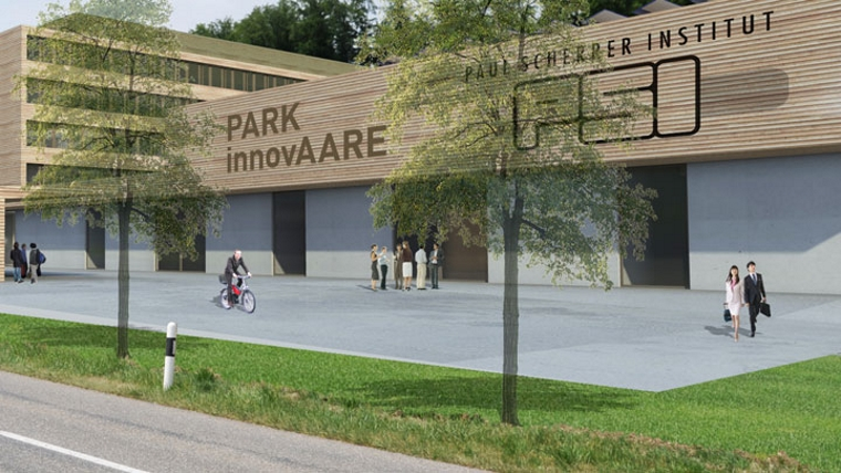 Swiss Innovation Park - innovAARE